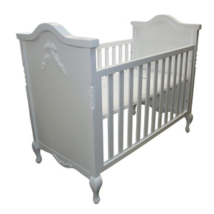 Hand-crafted Auriga Cot Girl - Cots- Baby Belle