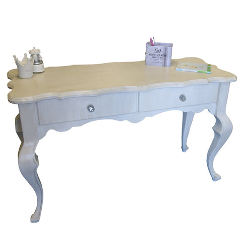 Hand-crafted Isabella Desk - Dressing table- Baby Belle