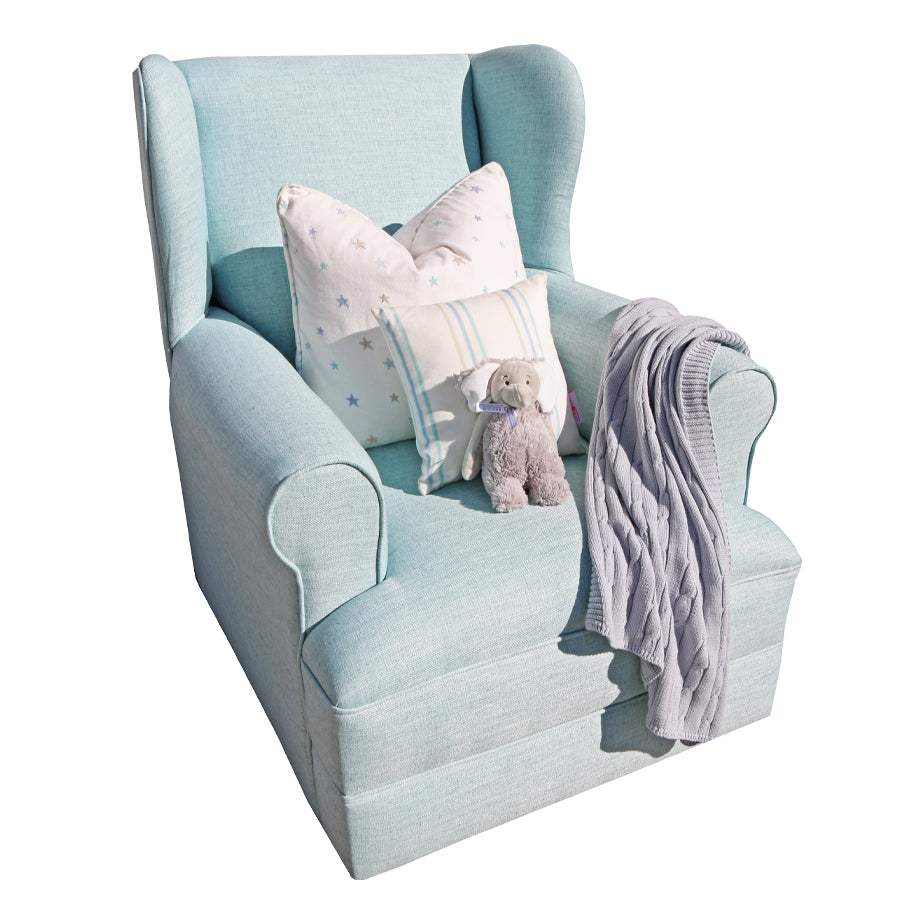 Feeding Chair- Entrée Bluebird - Feeding Chair- Baby Belle