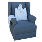 Feeding Chair- Entrée School Grey - Feeding Chair- Baby Belle