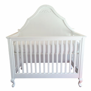 Hand-crafted Giselle Cot - Cots- Baby Belle