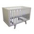 Hand-crafted Eden Cot slatted