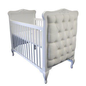 Hand-crafted Cot- Isabella - Cots- Baby Belle