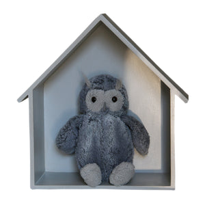 Isabella House - Small French Grey - Wallshelf- Baby Belle