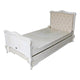 Hand-crafted Bed- Isabella with Trundle - Beds- Baby Belle