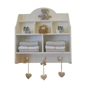 Lyra Wallshelf - Wallshelf- Baby Belle