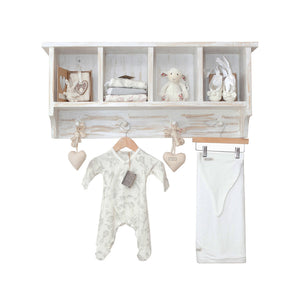 Orchid Wallshelf - Wallshelf- Baby Belle