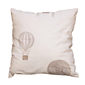 Scatter- Up, Up & Away - Scatter Cushion- Baby Belle