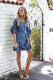 KARLIE WRAP / DRESS