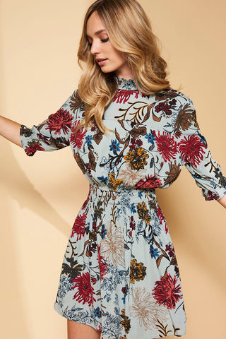 WILDWOOD FLOWER / DRESS