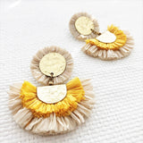 TROPICANA FRINGE / EARRINGS