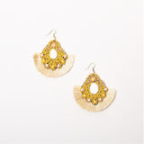 SHERIE BEADED / EARRINGS