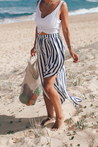 RAVELLO STRIPE / SKIRT