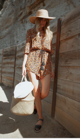 WILD FLOWERS / PLAYSUIT