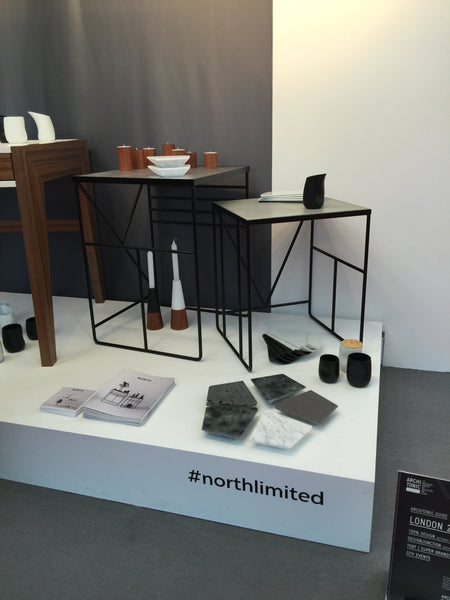 Bybibi with Icelandic Design Collective North Limited at 100% Design in LOndon