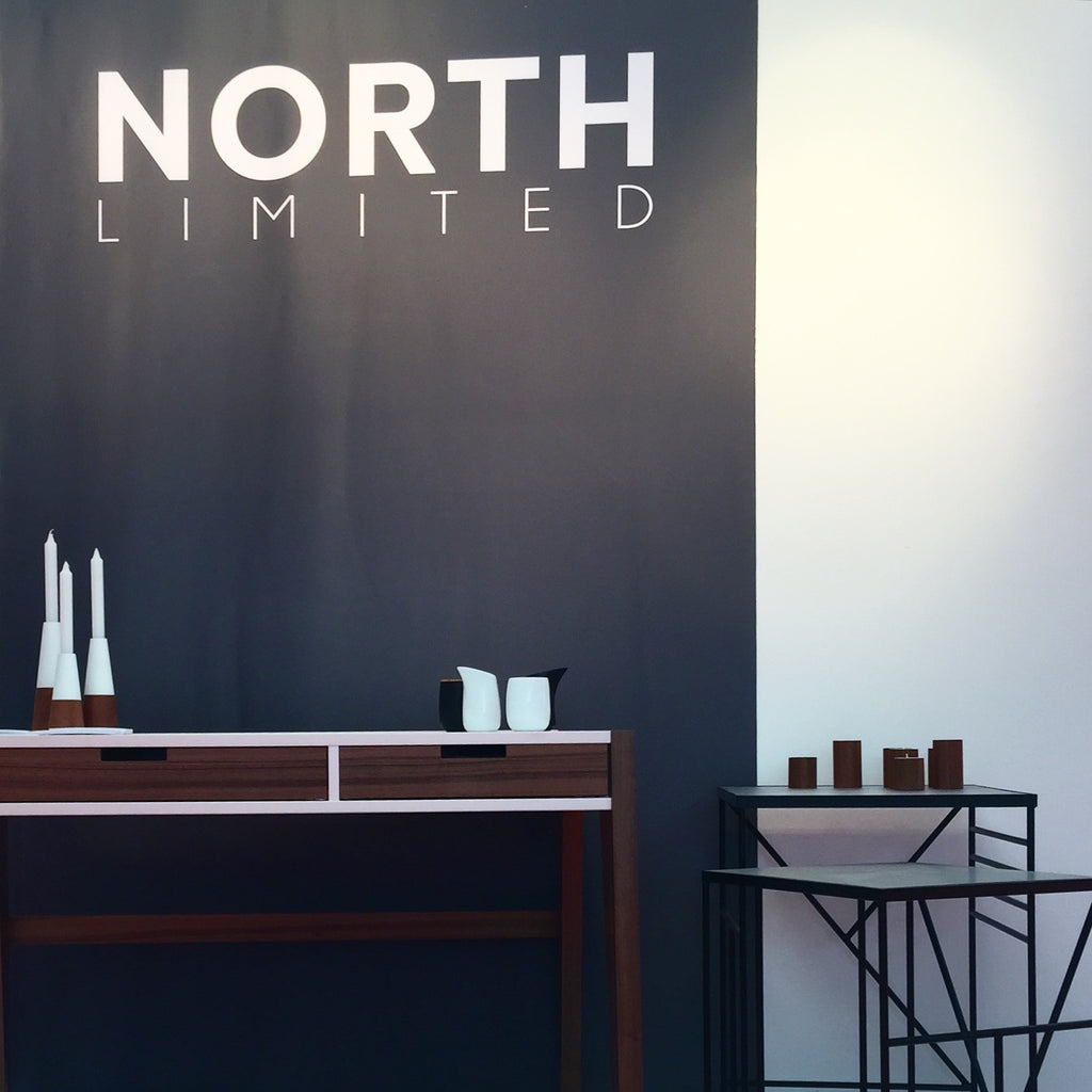 Bybibi with Icelandic Design Collective North Limited at 100% Design in London.