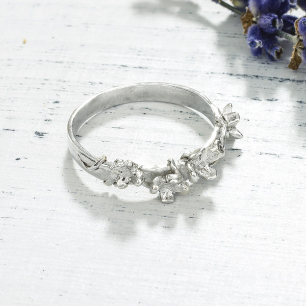 Meadow Flowers Ring