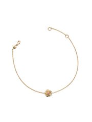 Fine Small Dali Rose Bracelet