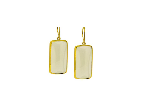 Grand Rectangulum Earrings
