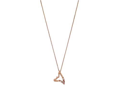 6715ef72fec29 Shark Tooth Necklace - Butterfly Diamonds