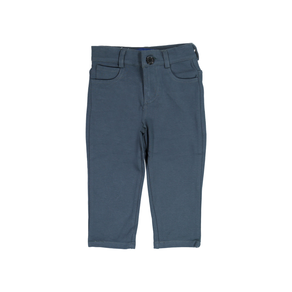 Softest Cotton Pants - Teal
