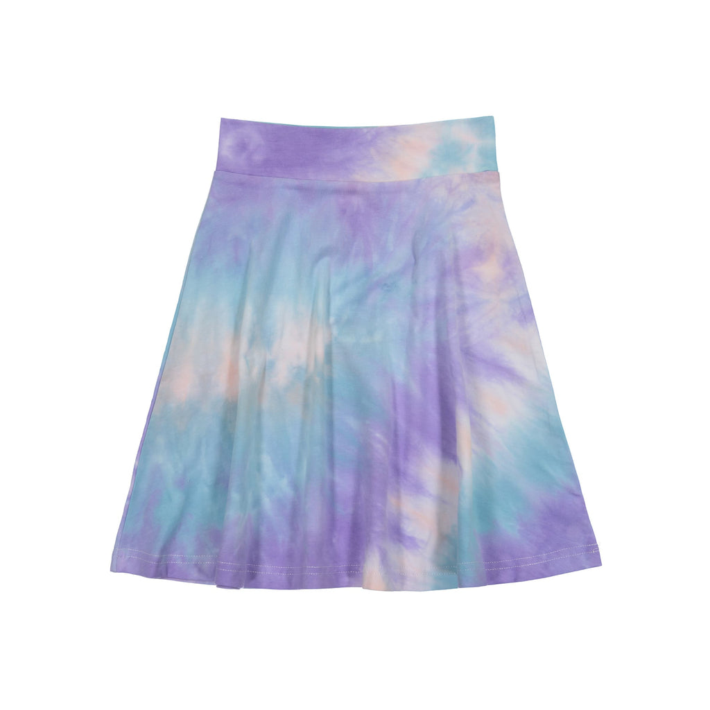 Tie Dye Teen Camp Skirt- Unicorn