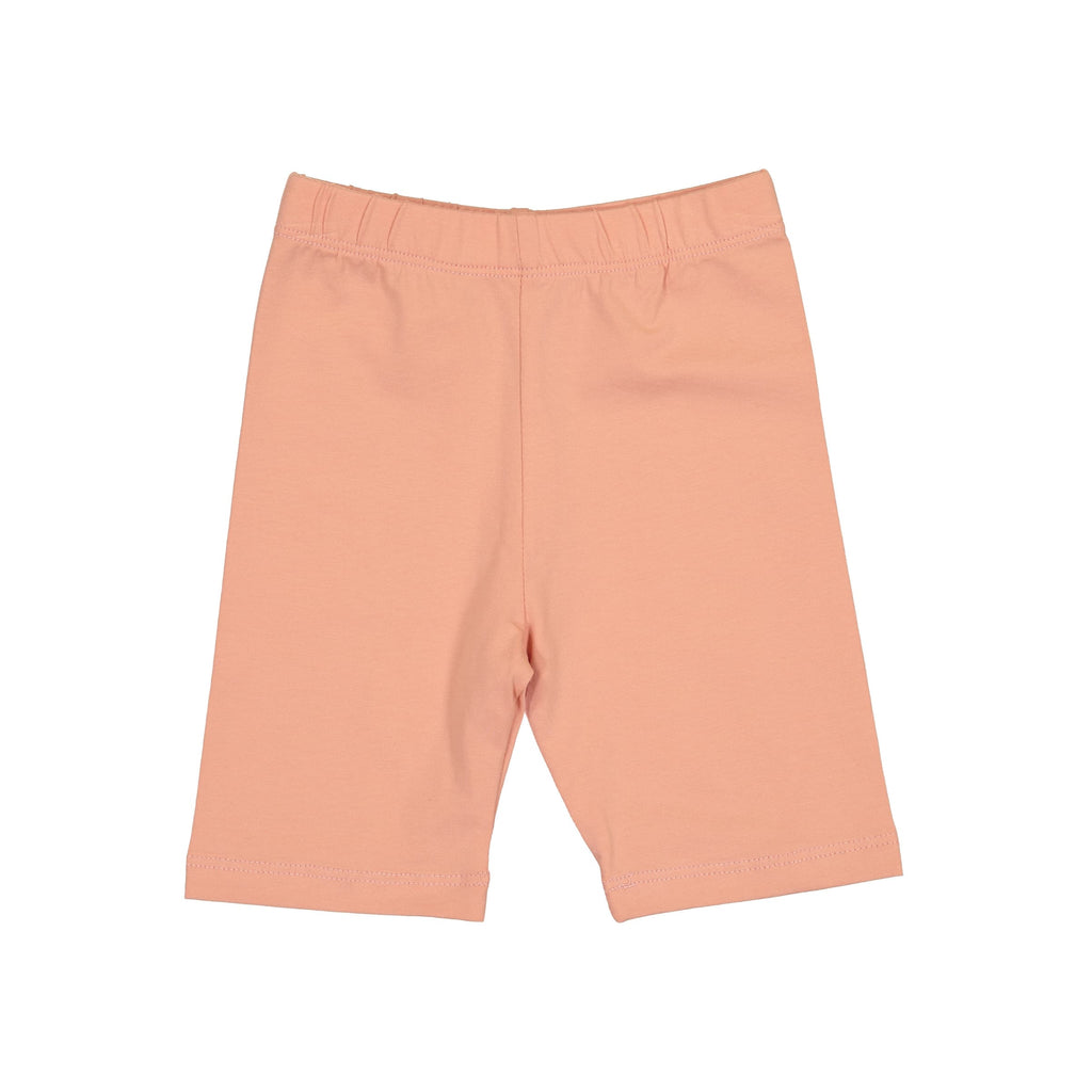 Baby Legging Short - Peach