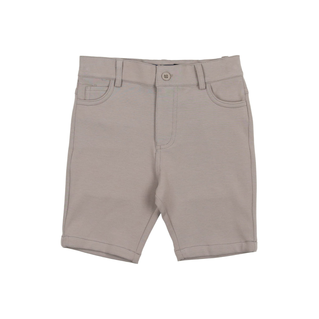 Softest Cotton Shorts- Silver