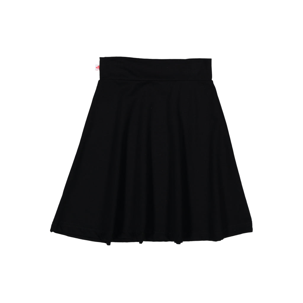 Women Camp Skirt - Black 25 inches