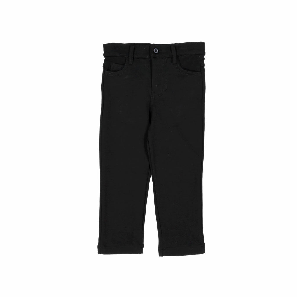 Softest Cotton Pants - Black
