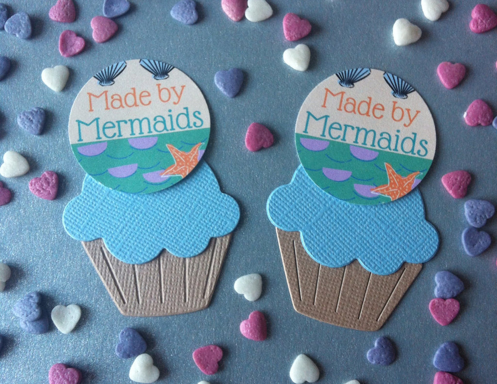 Made by Mermaids Cake Toppers