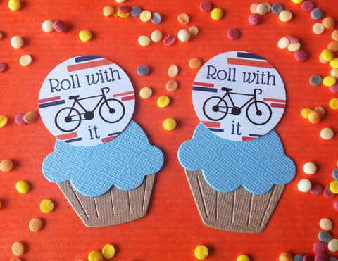 Roll With It - Twelve Cake Toppers