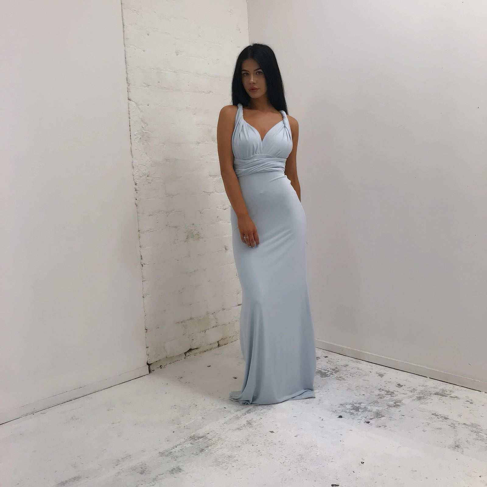 SAMPLE SALE- SKY BLUE LOUISA