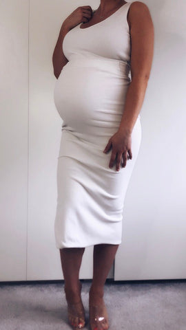 MATERNITY DAPHNE DRESS