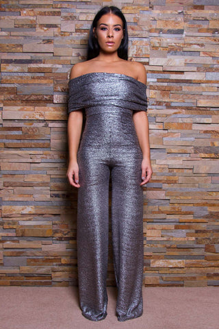 LIMITED EDITION HALLE JUMPSUIT