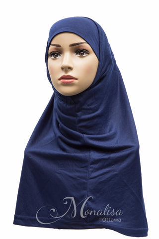 2-pc Cotton Amira Hejab