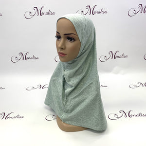 1-pc Cotton Amira Hejab