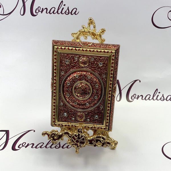Fancy Quran with Stand