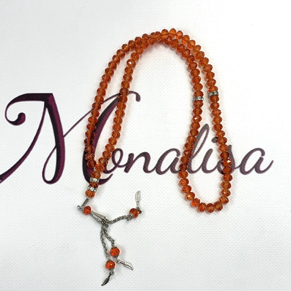 Crystal Prayer Beads