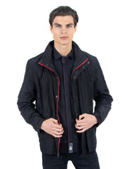 Men's Memory Yarn Jacket