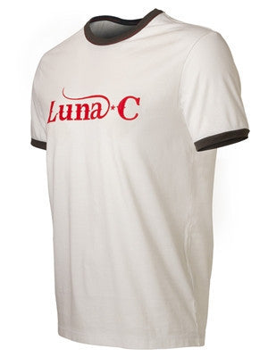 Luna - C Crew Neck Tee (Grey, White, Black)