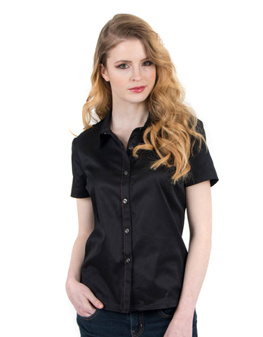 Women's Button-Up Shirt