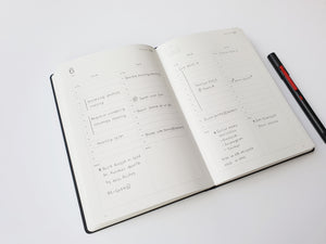 N planner 2020 - Links to Google, iCal or Outlook Calendars