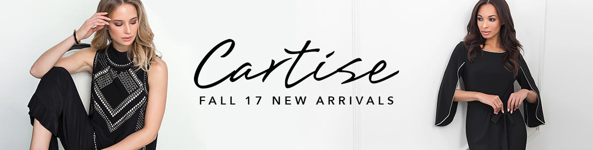Cartise Fall'17 New Arrivals