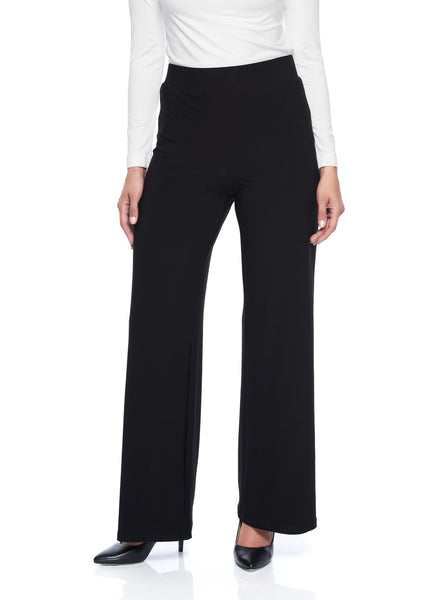 WIDE LEG ITY PANT