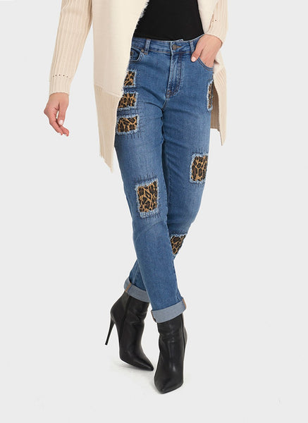 ANIMAL PATCH JEAN