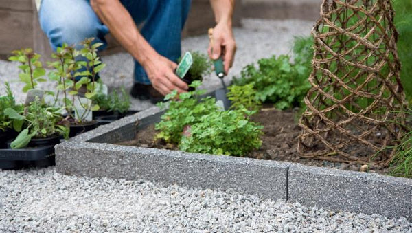 Argent Textured Coping Stones