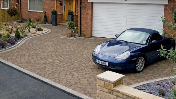 Drivesett Tegula Orginal Block Paving