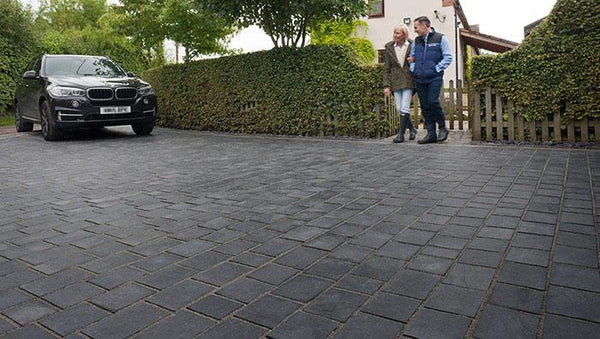 Drivesys Patented Driveway System Riven Stone