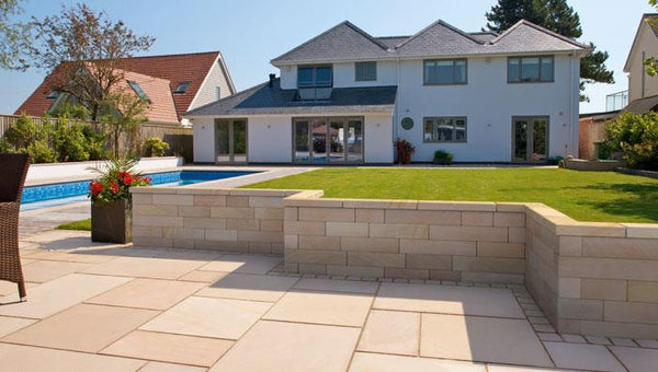 Fairstone Natural Stone Sawn Coping Stones